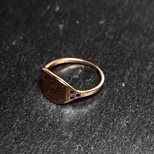 Γυναικείο Δαχτυλίδι Conceptual Rose Gold